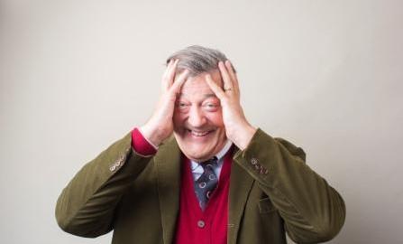 Stephen Fry President of Mind